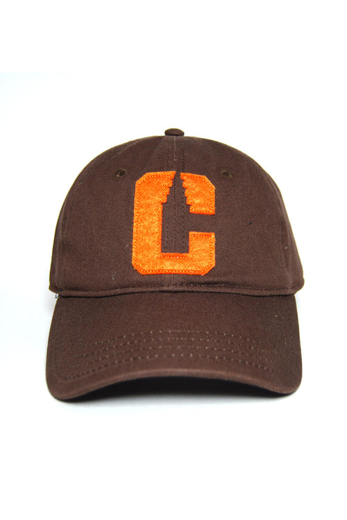 "VarCity 2017 - ""Dad Hat"" - Brown/Orange"