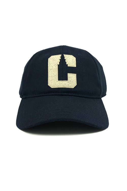 "VarCity ""Dad Hat"" - Navy - CLE Clothing Co."