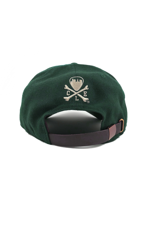 "VarCity ""Dad Hat"" - Forest Green"