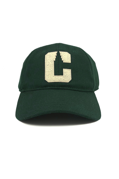 "VarCity ""Dad Hat"" - Forest Green - CLE Clothing Co."
