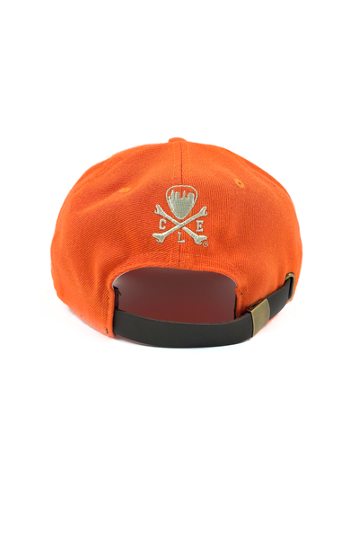 VarCity Relaxed Fit Dad Hat - Orange