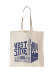 WSM Building Tote Bag - CLE Clothing Co.