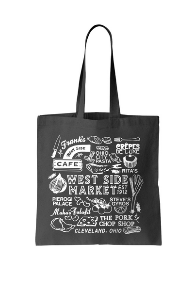 WSM Collage Tote Bag - CLE Clothing Co.