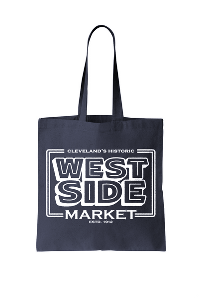 WSM Vintage Sign Tote Bag - CLE Clothing Co.