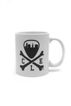 CLE Logo Coffee Mug - White