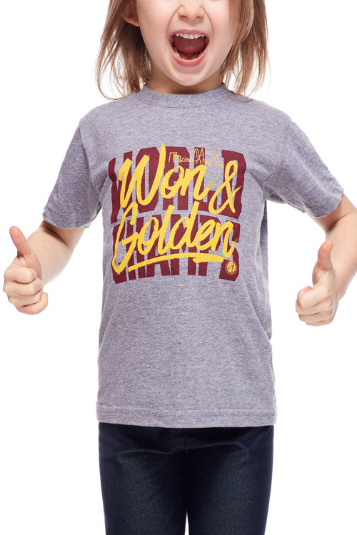 Won & Golden - Kids Crew - CLE Clothing Co.