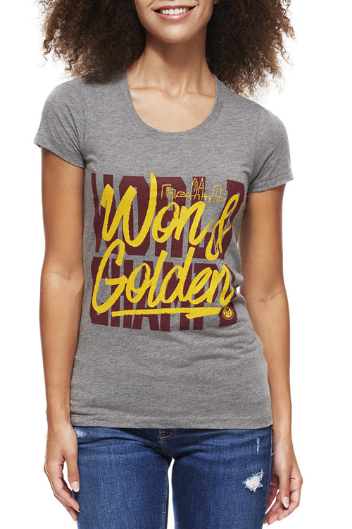 Won & Golden - Womens Crew