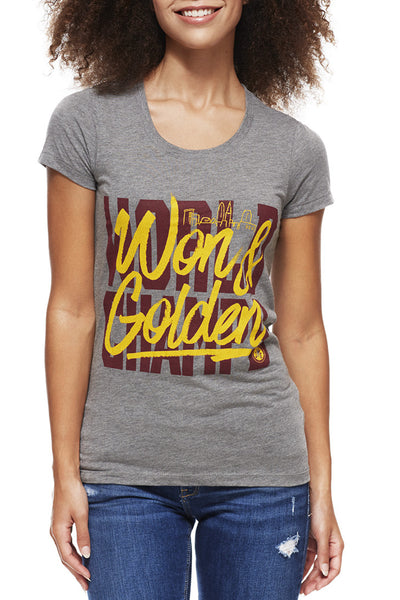 Won & Golden - Womens Crew - CLE Clothing Co.