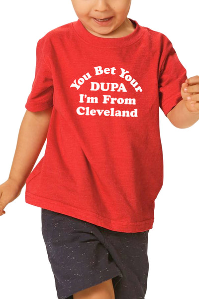 You Bet Your Dupa... -  Kids Crew