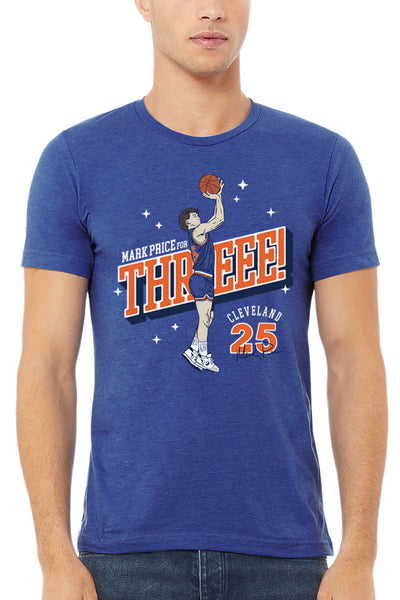 Mark Price for Threee! - Unisex Crew