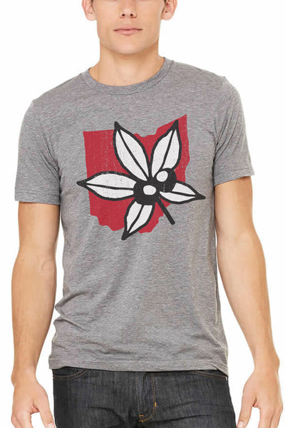Buckeye State Icon - Unisex Crew - CLE Clothing Co.