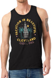 Vacation in Cleveland Unisex Tank - CLE Clothing Co.