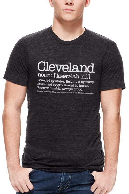 Cleveland Defined - Unisex Crew - CLE Clothing Co.