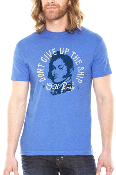 Dont Give Up the Ship - Unisex Crew - CLE Clothing Co.