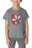 Buckeye State Icon - Kids Crew - CLE Clothing Co.
