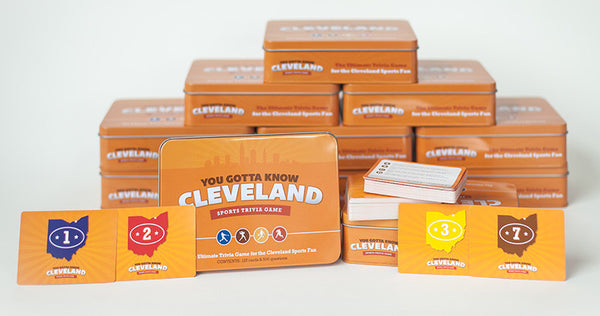 You Gotta Know Cleveland! - Trivia Game