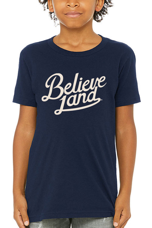 Believeland Script - Youth Crew - CLE Clothing Co.