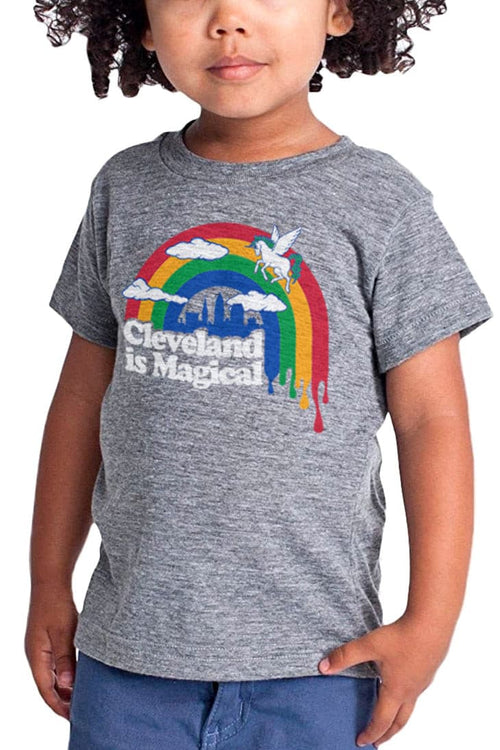 Cleveland is Magical - Kids Crew - CLE Clothing Co.