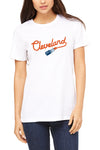 Cleveland Lipstick - Womens Relaxed Fit Crew - CLE Clothing Co.