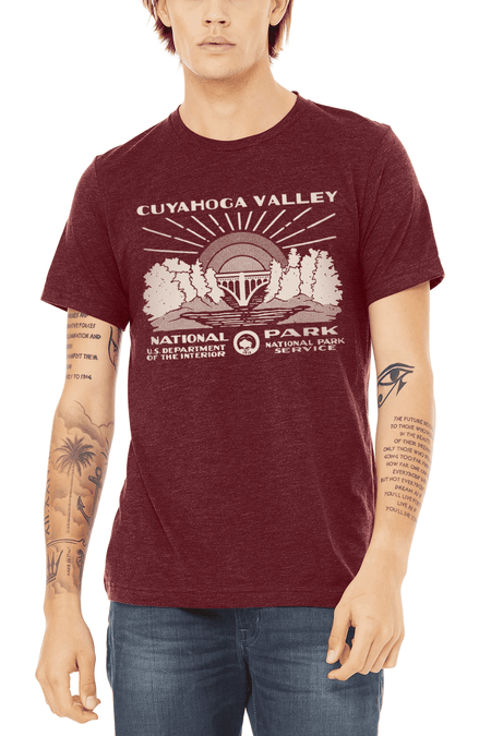 CVNP Four Seasons - Unisex Crew