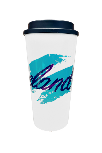 Cleveland Jazz Travel Mug