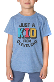 Just a Kid from Cleveland - Kids Crew - CLE Clothing Co.