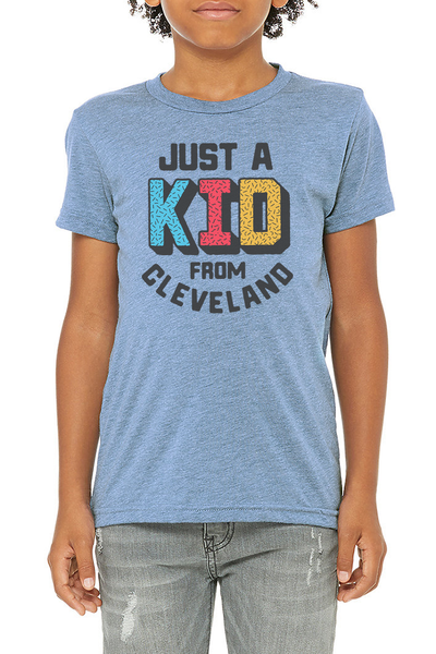 Just a Kid From Cleveland - Youth Crew - CLE Clothing Co.