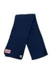 CLE Clothing Waffle Knit Scarf - Navy - CLE Clothing Co.