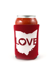 Ohio Love Can Cooler