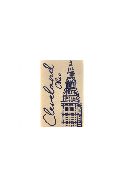 Terminal Tower - Fridge Magnet - CLE Clothing Co.