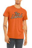 The Land Script Football - Unisex Crew