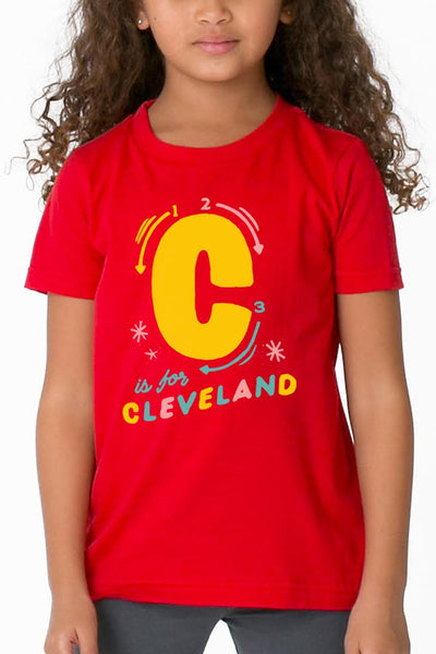 C is For Cleveland. -  Kids Crew
