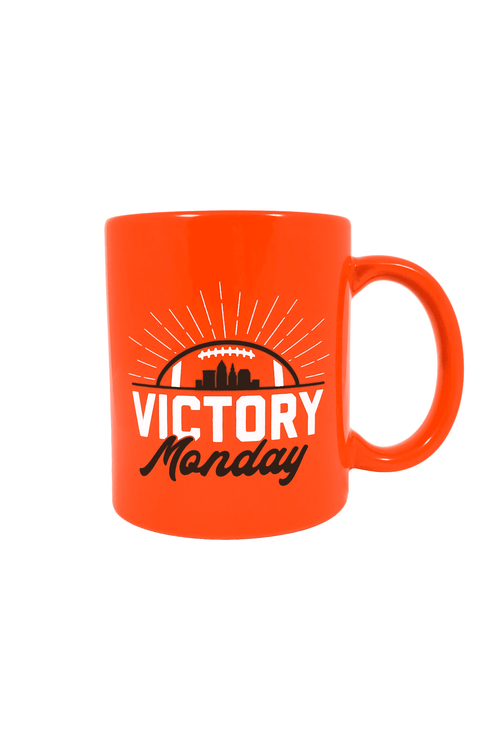 "The ""ORIGINAL"" Victory Monday Mug Coffee Mug - CLE Clothing Co."