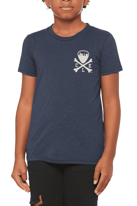 CLE College - Navy/Red - Youth Crew