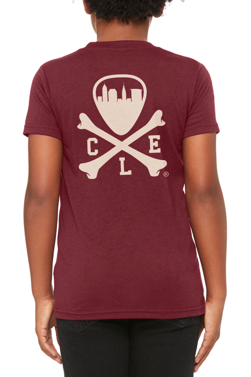 CLE Logo - Youth Crew - Cranberry