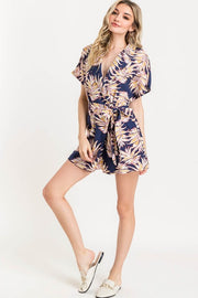 Out of Office Romper