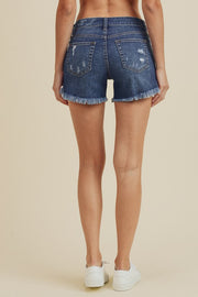 Demi Frayed Shorts