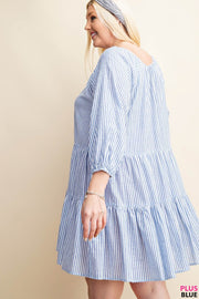 Stay Afloat Dress