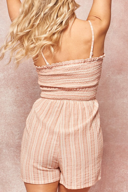 Shore To Shore Romper