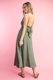 Summer Queen Maxi Dress