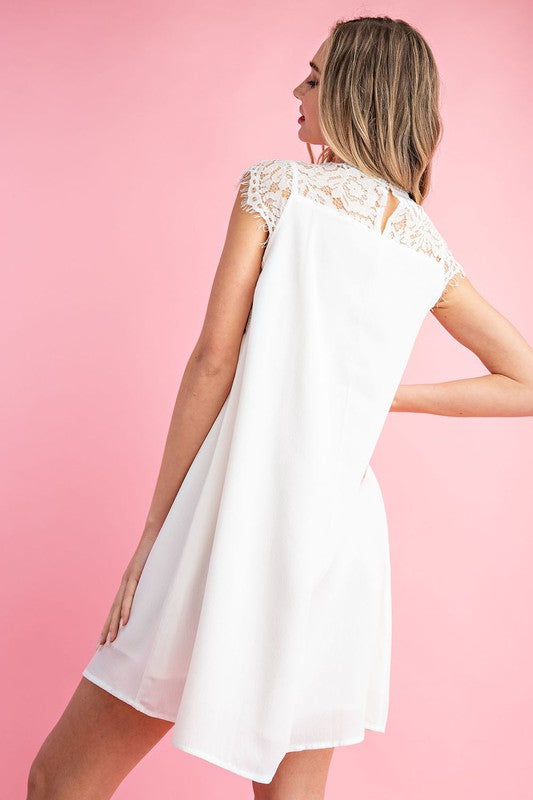 Lindsey Lace Dress