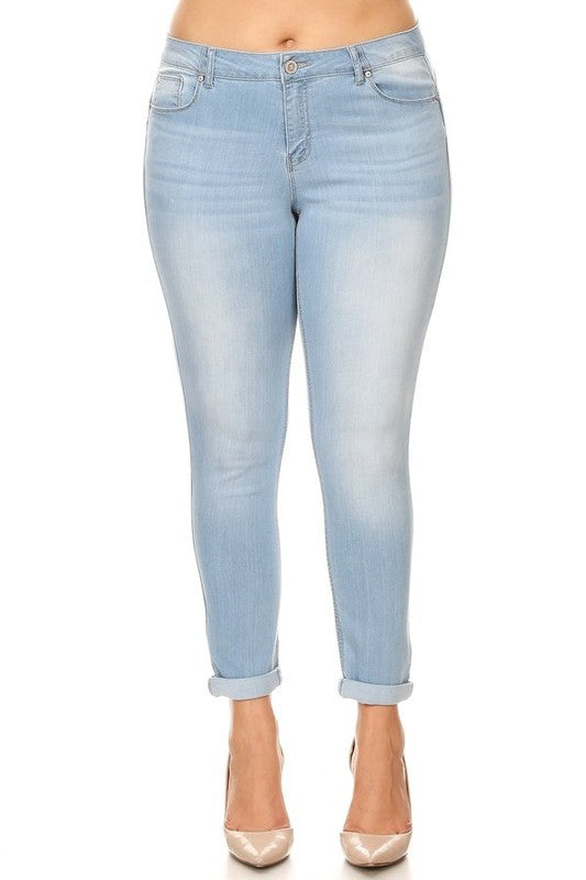 Mason Light Wash Jeans