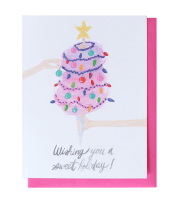 Sweet Holiday Card - Imagine Boutique