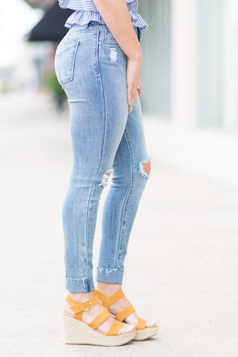 UNPUBLISHED Olivia Highrise Denim