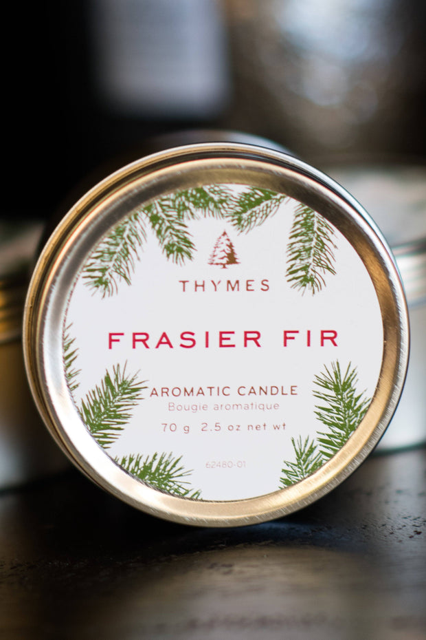 Frasier Fir Petite Candles - Imagine Boutique