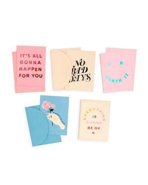 Ban.do Greeting Card Set - Imagine Boutique