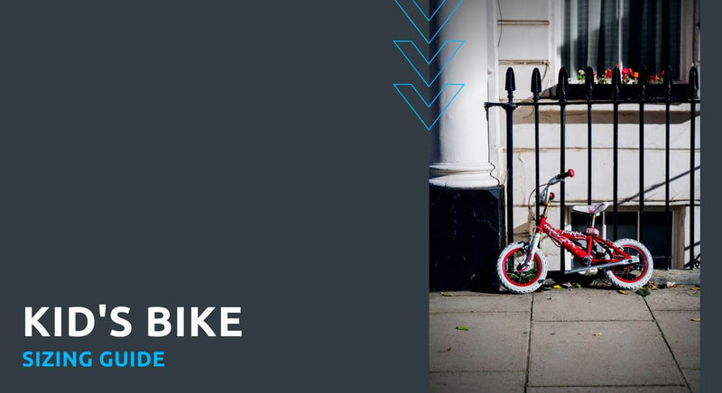 Kid's Bike Sizing Guide