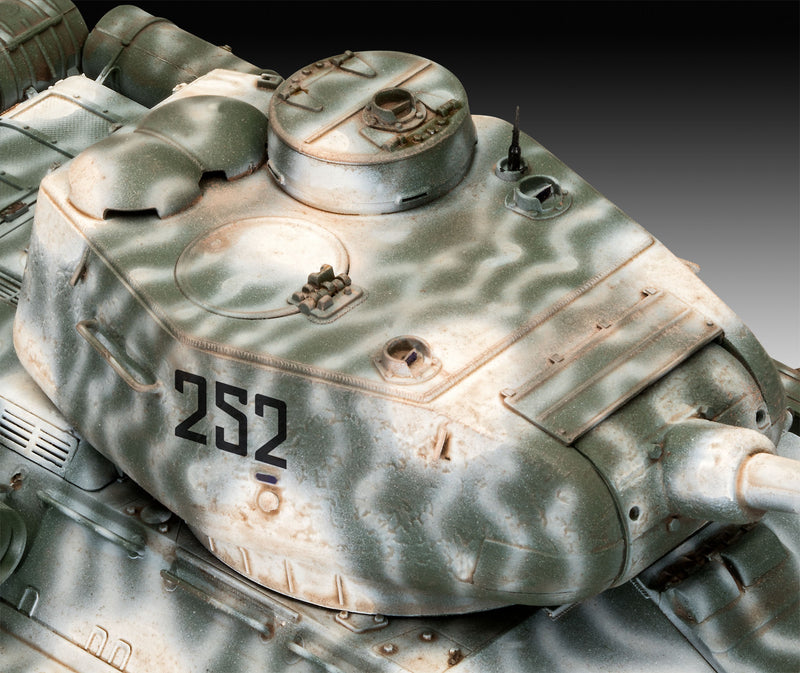 Revell T-34/85 1:35 Tank Model Building Kit Alternate 2