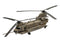 Revell MH-47E Chinook 1:72 Helicopter Model Kit