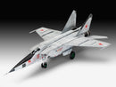 Revell MIG-25 RBT Foxbat B 1:72 Scale Airplane Model Kit